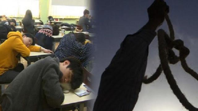 5 Fakta Mengerikan Sistem Pendidikan Korea, Bikin Siswa Bunuh Diri!