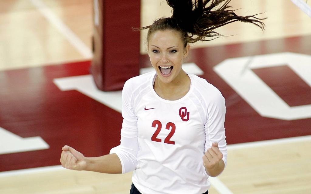 OU Volleyball Player Madison Ward to Sing National Anthem ...