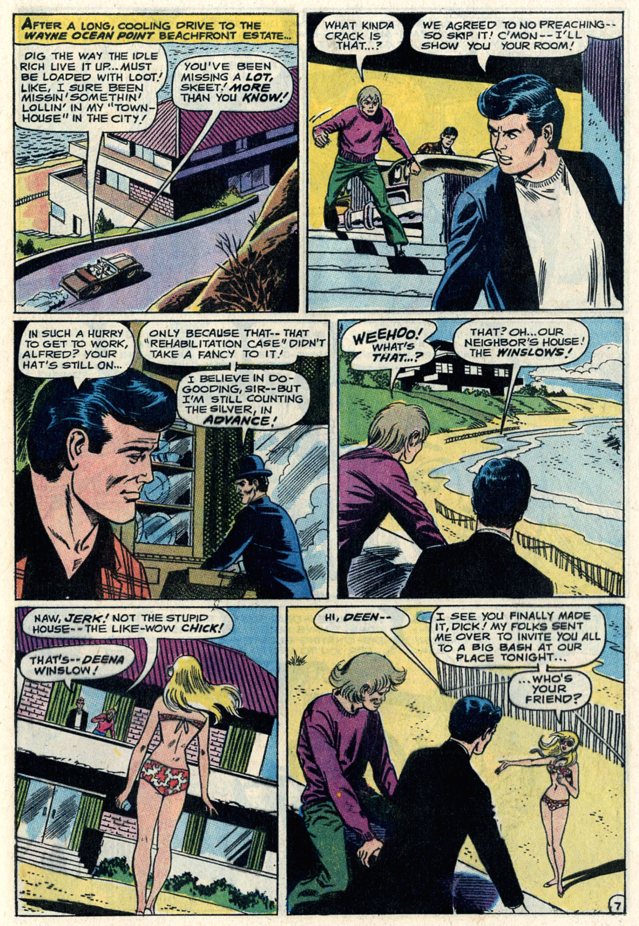 Detective Comics (1937) 393 Page 8