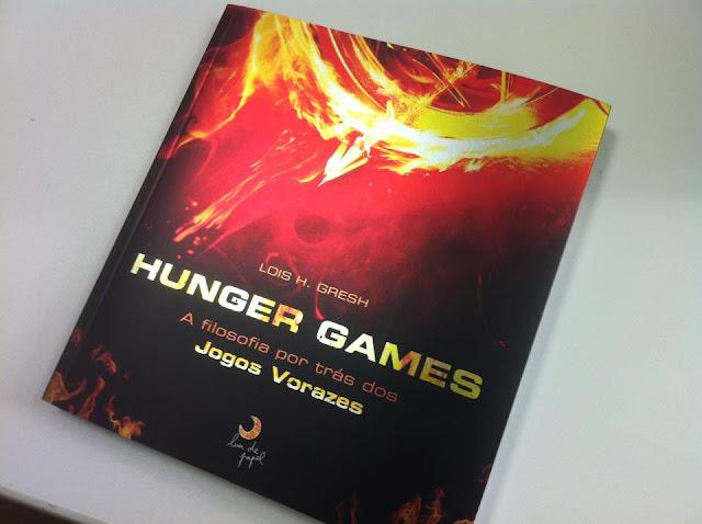 Promo: Hunger Games - A filosofia por tras dos Jogos Vorazes. 9