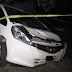 Dos hombres pierden la vida al ser impactados por vehículo mientras jugaban dominó