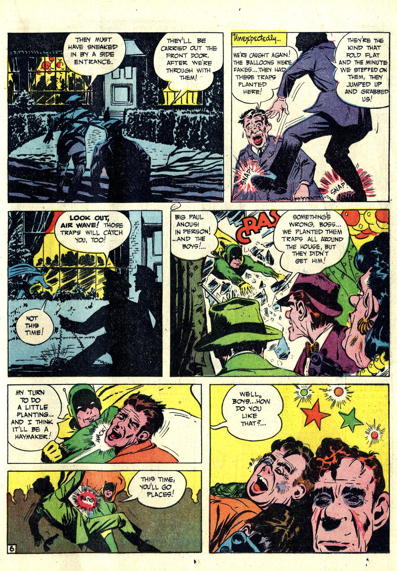 Read online Detective Comics (1937) comic -  Issue #78 - 43