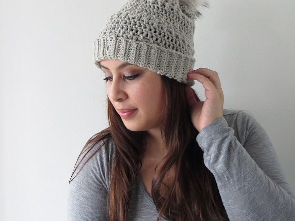Sierra Beanie - Free Crochet Pattern