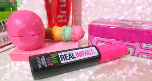 Resenha: Mascara Great Lash Real Impact - Maybelline
