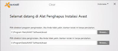 Avast Cleaner Terbaru 2017 Untuk Uninstall Product Avast