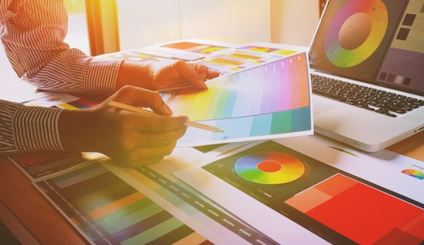 Xu hướng thiết kế màu sắc thịnh hành cho Designer 2019