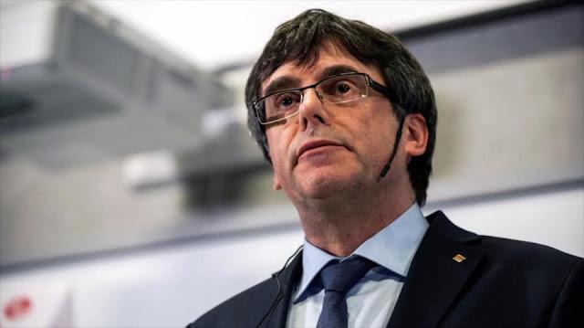Gobierno español evitará investidura a distancia de Puigdemont