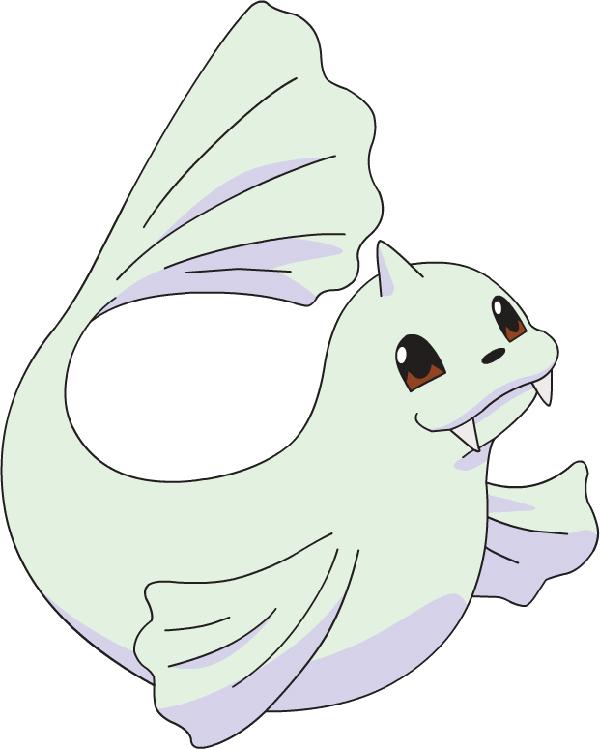 Pokemon Dewgong