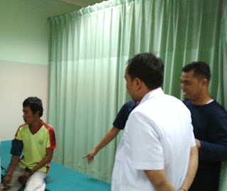 Penculikan di Mangun Jaya Hoax, Kapolres Muba: Pria Tersebut Alami Gangguan Jiwa