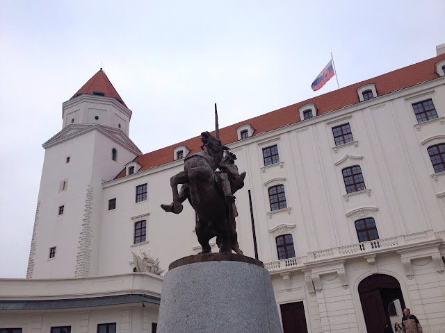 Why Visit Bratislava?