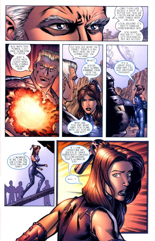 Read online Sigil (2000) comic -  Issue #9 - 15