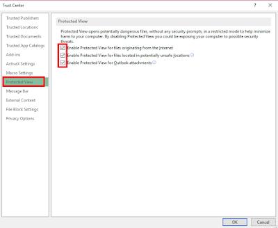 Tips Mengatasi File Excel yang Corrupt