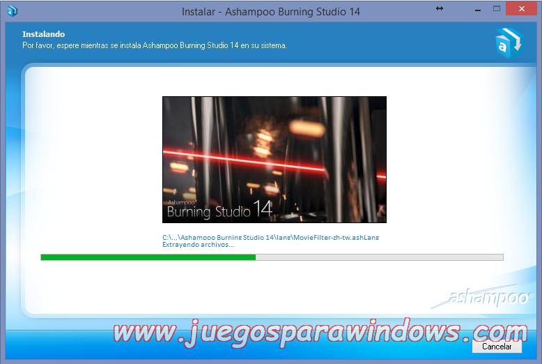 Ashampoo Burning Studio v14.0.5.10 Full PC ESPAÑOL 4