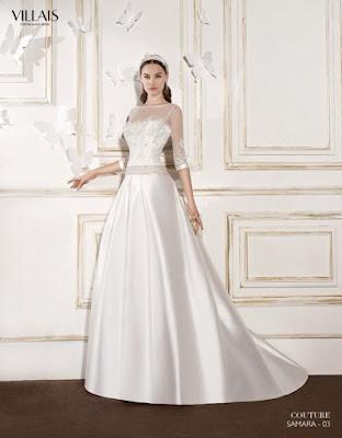 imagenes de Vestidos de Novia Sencillos y Elegantes