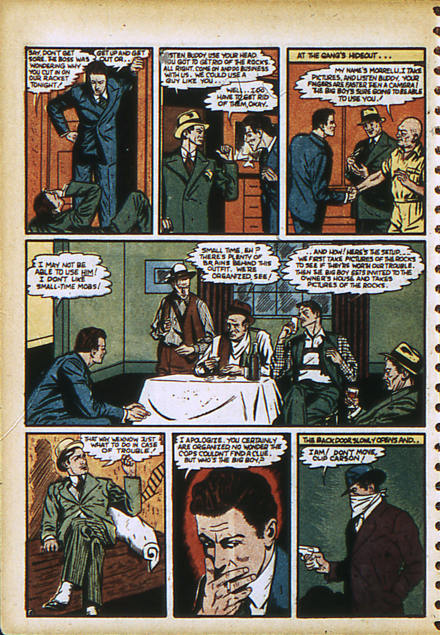 Read online Action Comics (1938) comic -  Issue #28 - 53