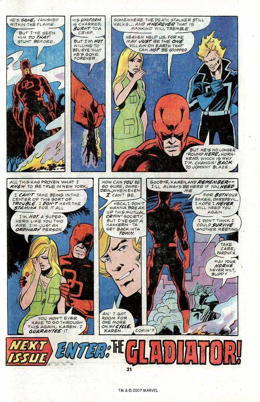 Ghost Rider (1973) Issue #20 #20 - English 33