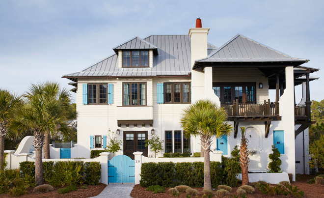 Home decor for Coastal architecture design