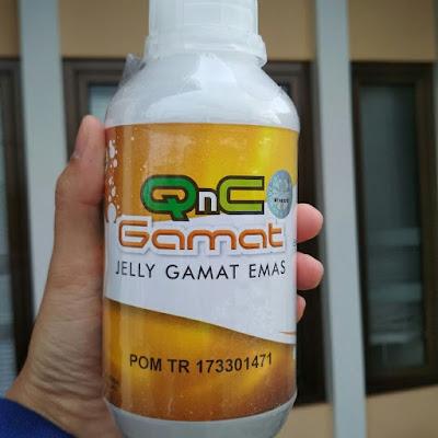 Review Jelly Gamat Untuk Keloid