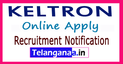 Kerala State Electronic Development Corporation Limited KELTRON Recruitment Notification