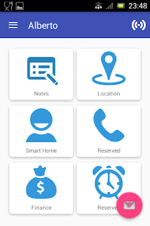 My Home Automation System Android App | element14 | oksbwn