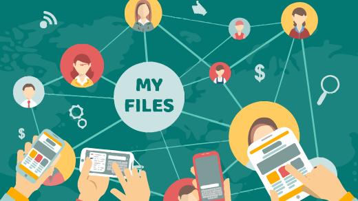 Cara Share Link File Dari Google Drive Kita Secara Umum 2019