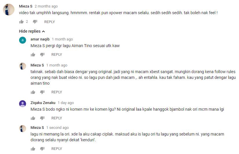 Orang Malaysia Tak Ada Adab