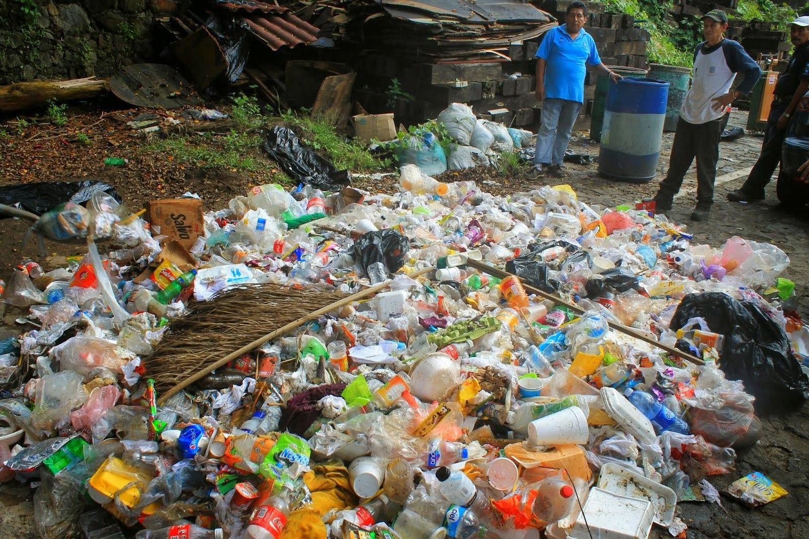 La Contaminación Ambiental: Causas De La Contaminación
