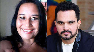 Ex-mulher de Luciano Camargo revela: ''Me traiu com gays e travestis'