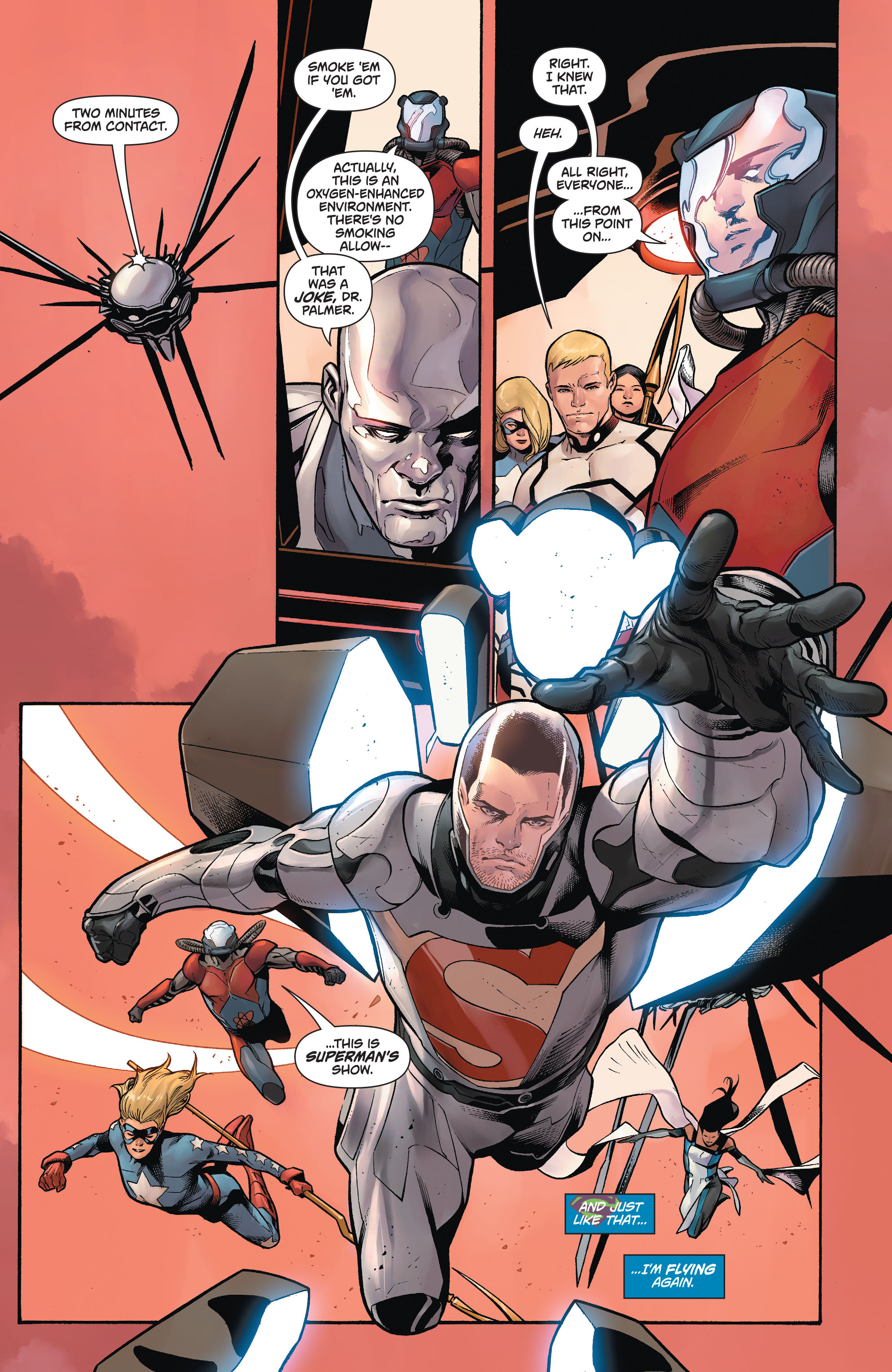 Read online Action Comics (2011) comic -  Issue #48 - 17