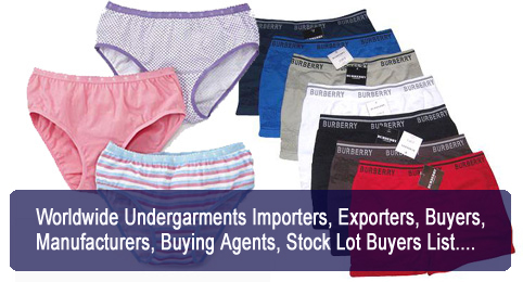 Free Garments Importers List | Apparel Buyers & Exporters Directories