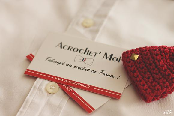 noeud papillon acrochet'moi made in france le blog français