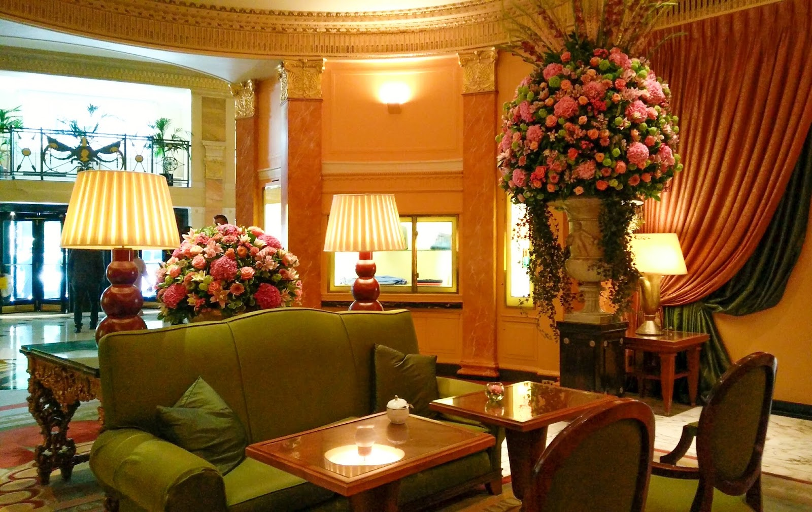 The Promenade at the Dorchester