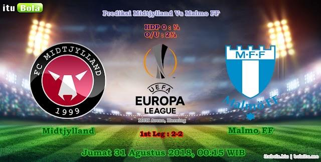 Prediksi Midtjylland Vs Malmo FF - ituBola
