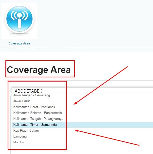 Coverage Area XL