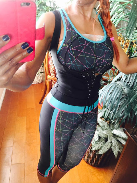 Latex Vest Waist Trainer