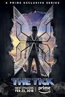 Segunda parte de la primera temporada de The Tick