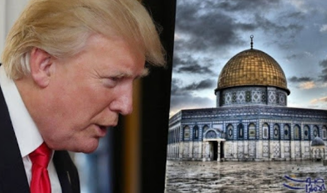 عاجــــــــــل.. أمريكا تستسلم للمسلمين وأنباء عن تراجع واشنطن عن نقل سفارتها إلى القدس !