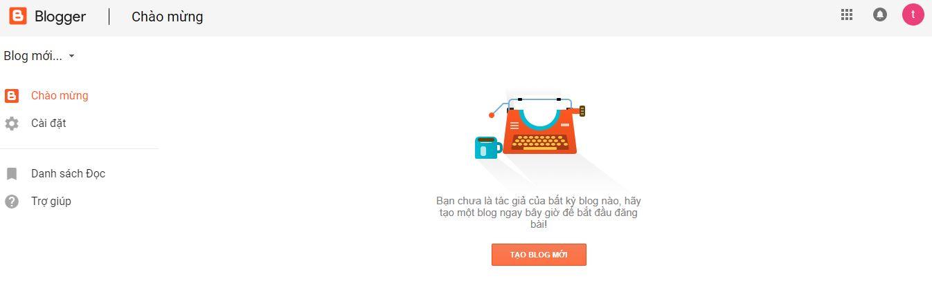Hướng dẫn chi tiết cách tạo một blog, trang web bằng Blogspot từ A-Z