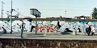 graffiti pkp