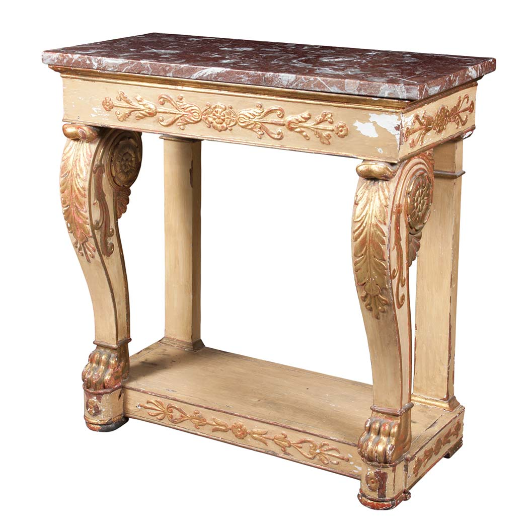 Auction Decorating: Small console tables for Small ...