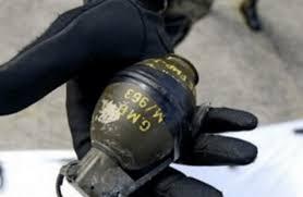 """Avientan granadas a  el """"Bar Cesar"""" en Chilapa Guerrero"""