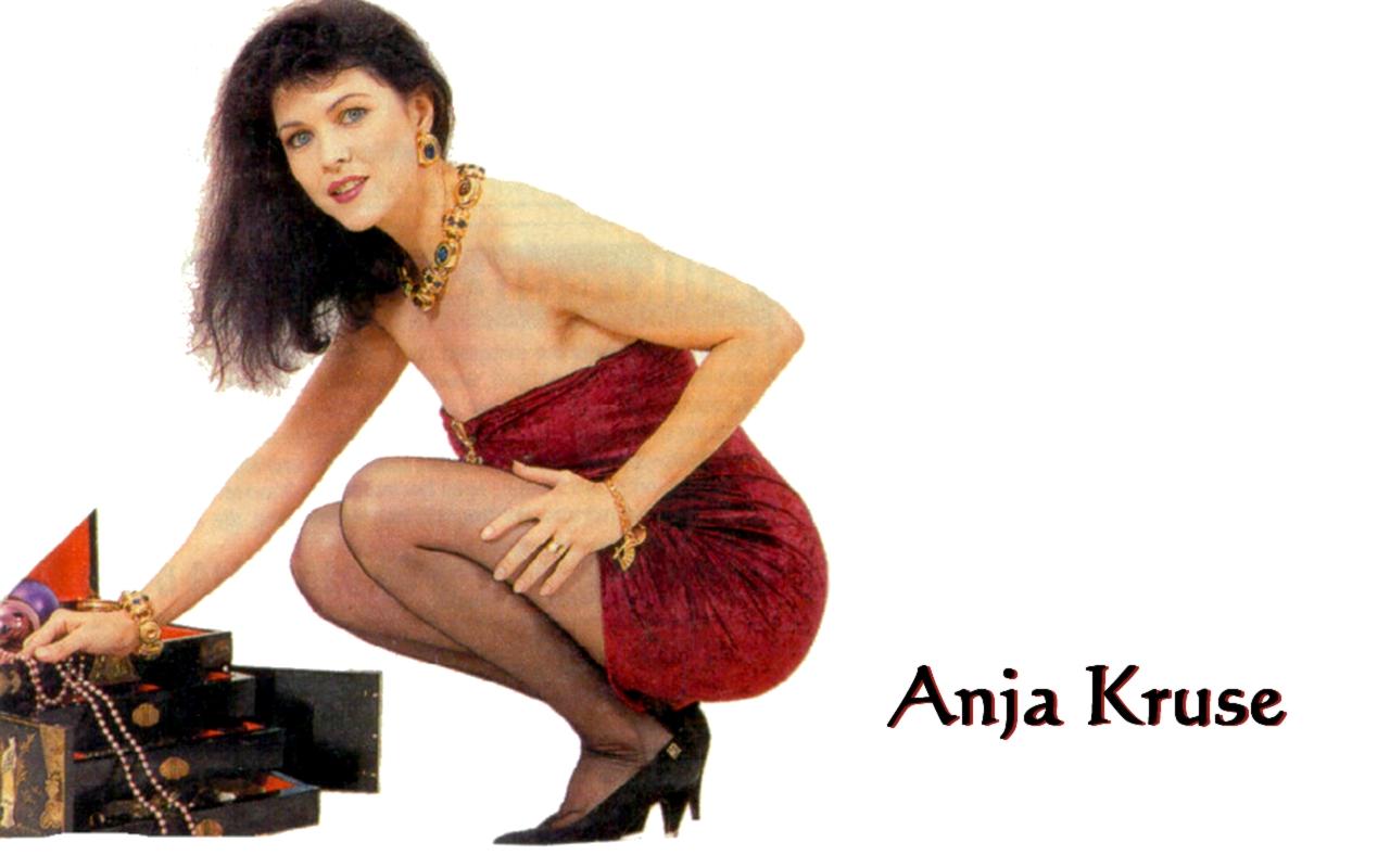 Anja Kruse Früher