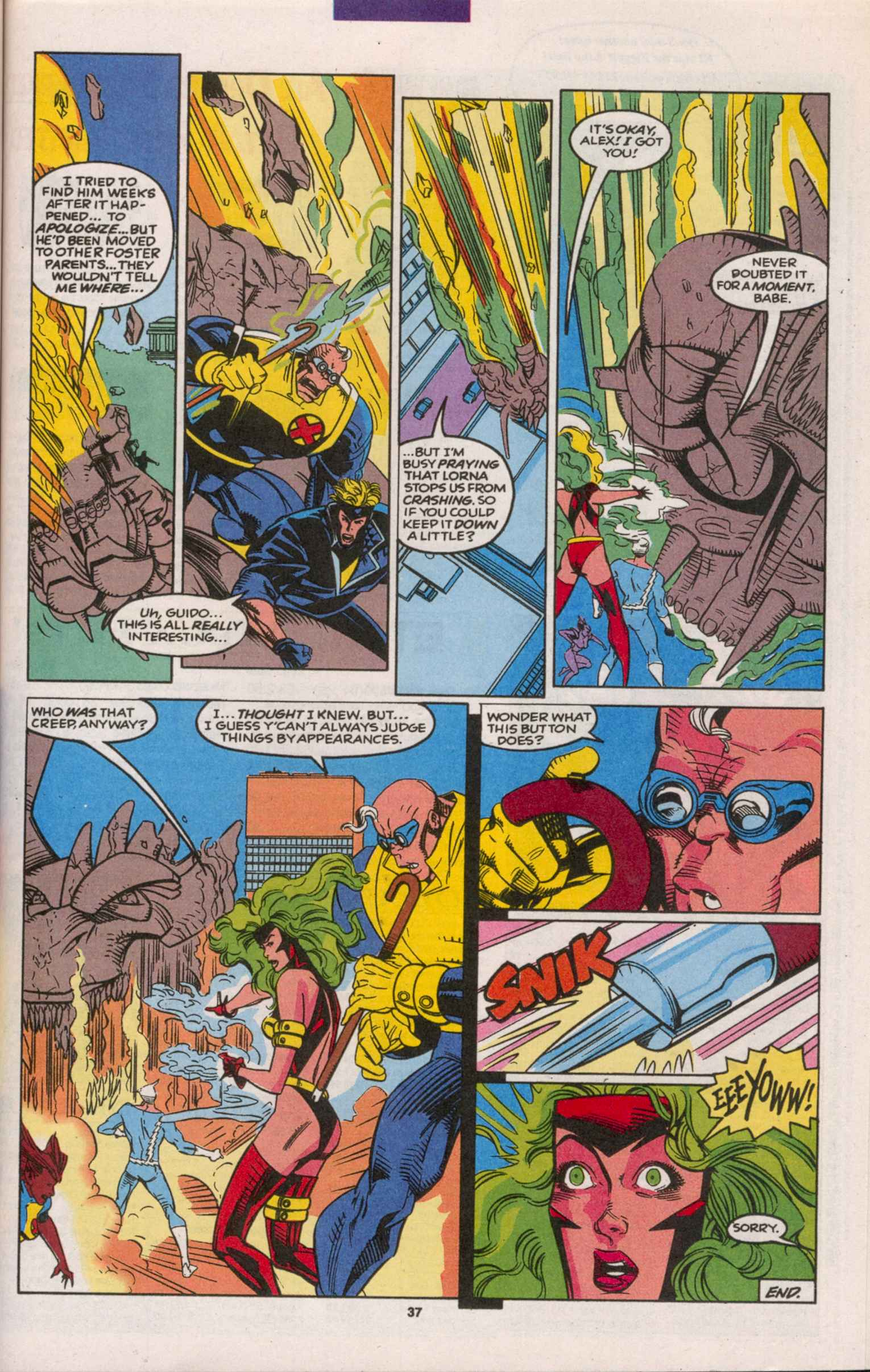 Read online X-Factor (1986) comic -  Issue # _ Annual 8 - 34