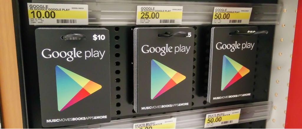 Thẻ Chplay gift card mệnh giá 30$ của us là thẻ dùng để nạp tiền cho tài  khoản chplay của google store hệ usa để mua các apps, games, nhạc,… có phí  ...