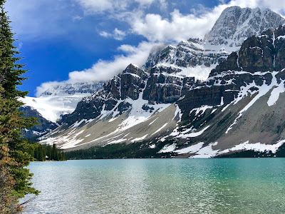 Bow Lake, Banff