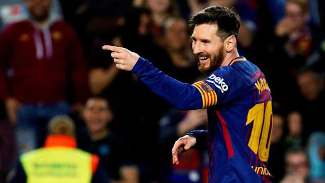 Chấm điểm Barca 3-1 Leganes: Show diễn của Messi