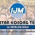 Jawatan Kosong di IJM Corporation Berhad - 25 Ogos 2019