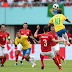 Brasil vence Áustria e abre caminho para estréia na Copa do Mundo no próximo domingo (17)