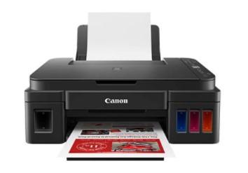 Canon PIXMA G3510 Scarica Driver per Windows, Mac e Linux