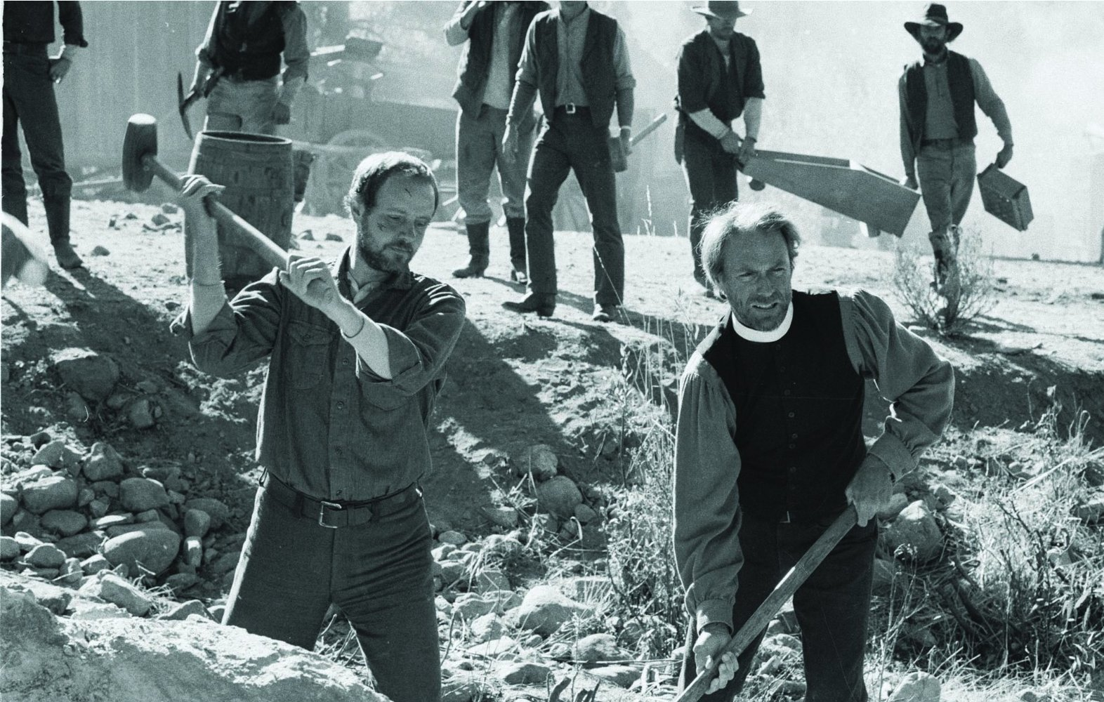 The Clint Eastwood Archive: Pale Rider 1985